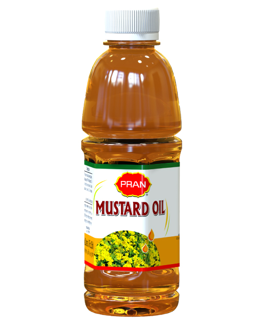 PRAN MUSTARD OIL-250ml