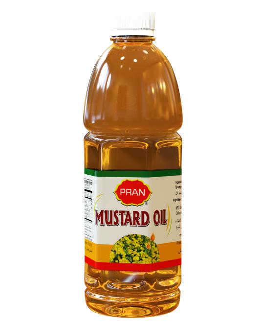 PRAN MUSTARD OIL-500ml