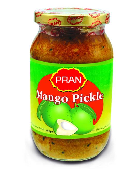 PRAN MANGO PICKLE-400gm