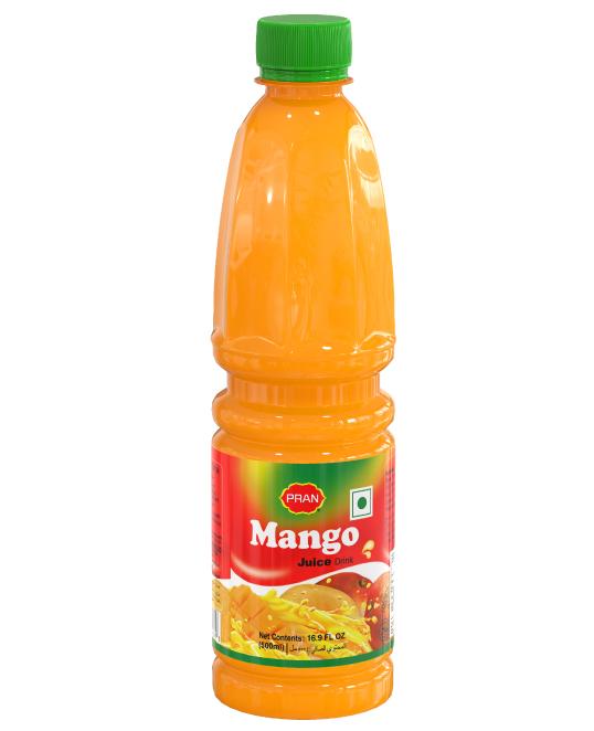 PRAN MANGO JUICE-500ml