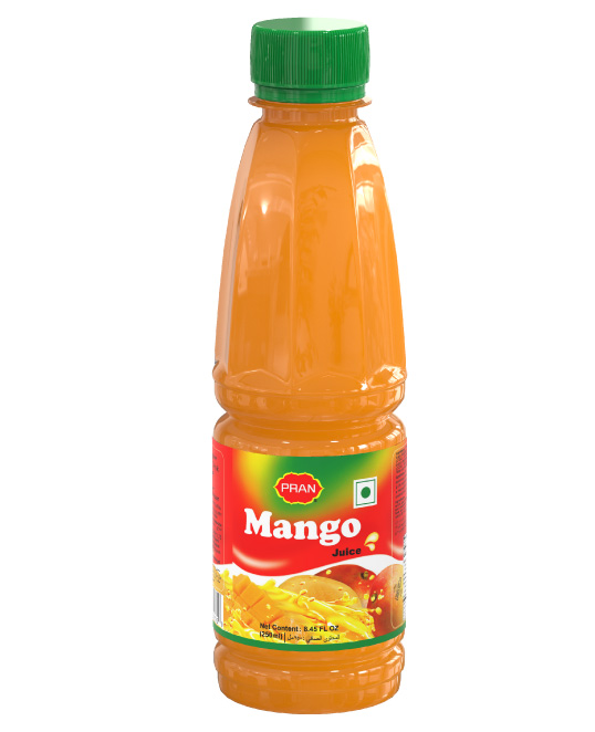 PRAN MANGO JUICE-250ml