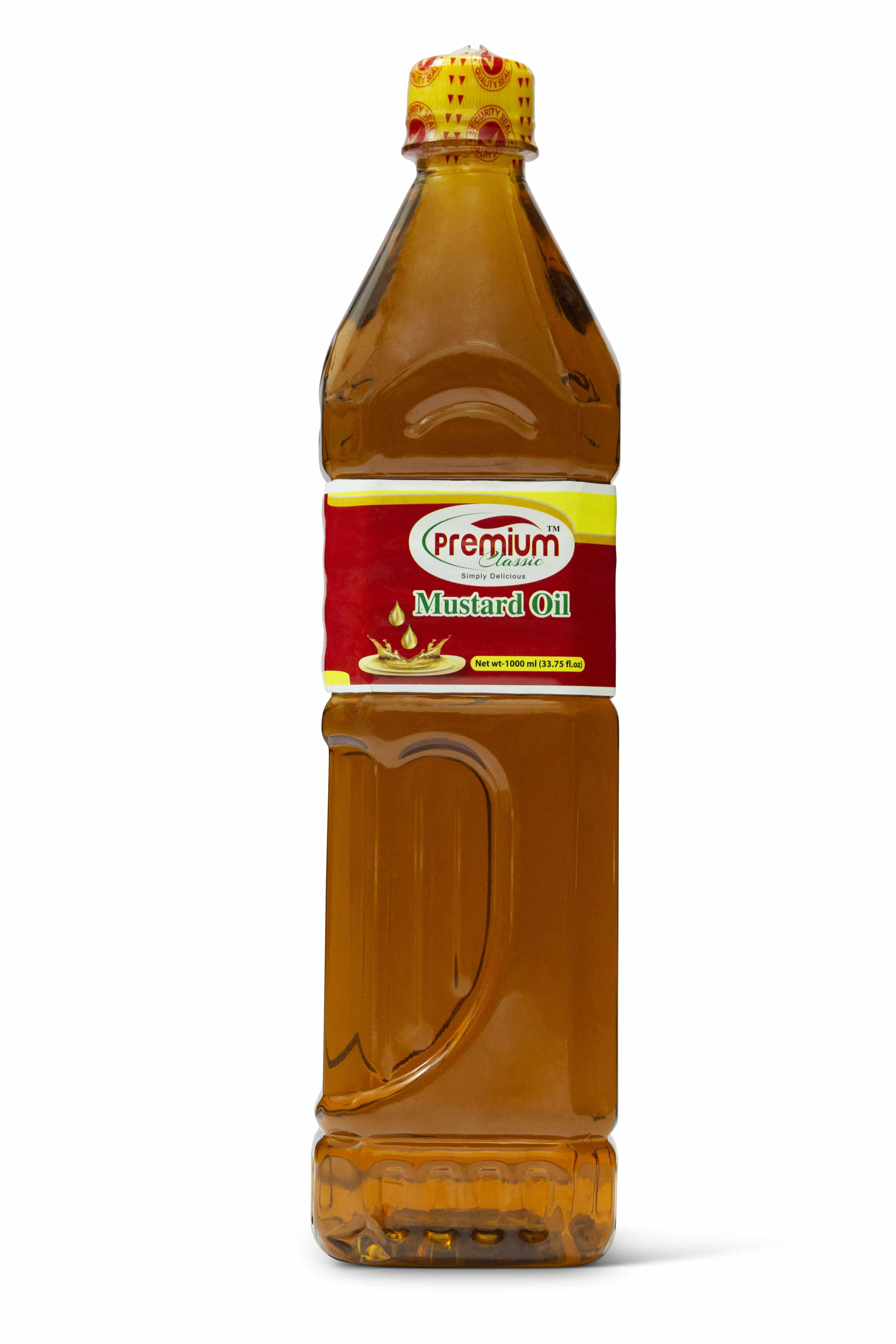 PREMIUM CLASSIC MUSTARD OIL - 1000 ML