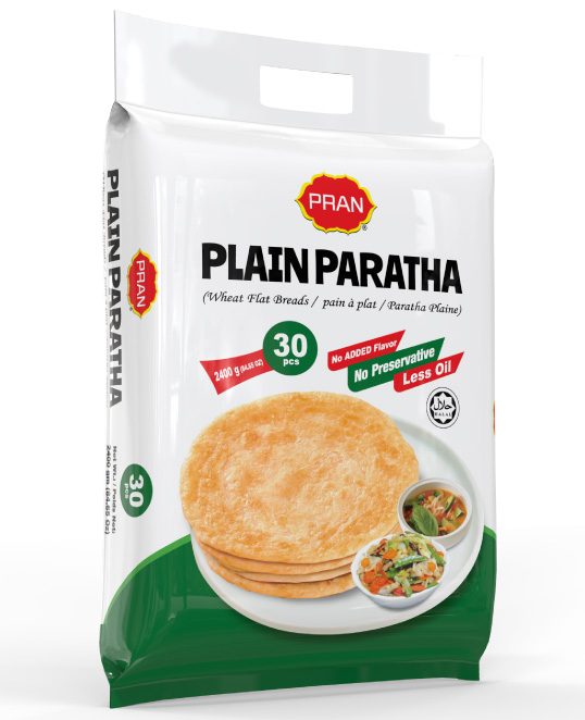 PRAN PARATHA-30P/PAC