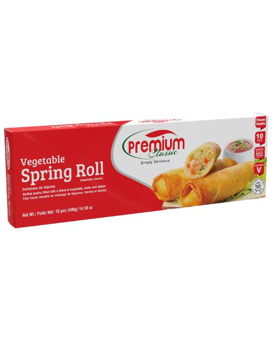 PREMIUM CLASSIC SPRING ROLL (10P/PAC)