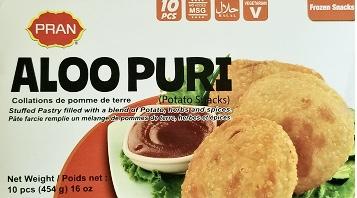 PRAN ALOO PURI ( 10 P/Pack )